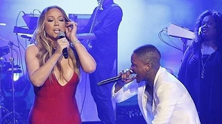Mariah Carey - I Don't ft YG Live at Jimmy Kimmel