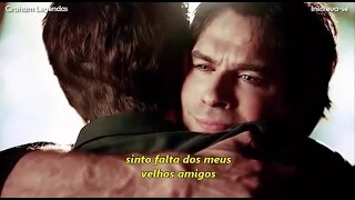 Jasmine Thompson - Old Friends (Tradução/Legendado) (Damon and Stefan)