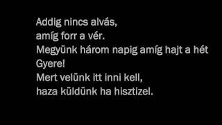 Dér Heni - Szemtelen ft. Burai Krisztián x G.w.M. [Lyrics]