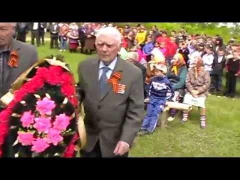 Захоронение неизвестного солдата