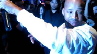 "Warren G ""Regulate"" live 2009 Super Bowl party"