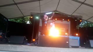 Bedoes - Papito Live Koncert Rap Stacja Wolsztyn 2017