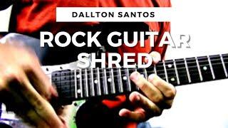 """F-1"" - Modern Rock  - Guitar by Dallton Santos"