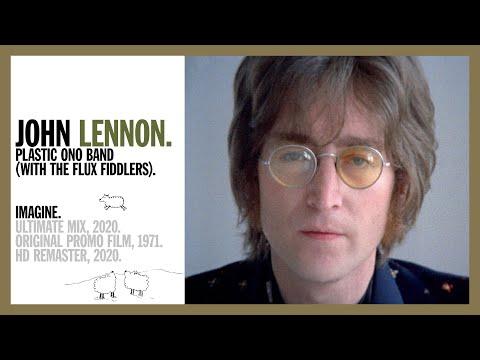 Imagine de John Lennon Letra y Video