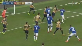 Everton 0-2 Arsenal - Highlights Premier League Gameweek 31