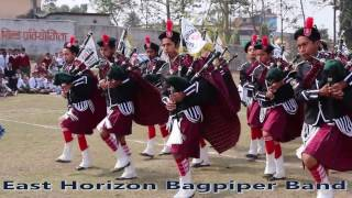 Horizon Bagpiper Band