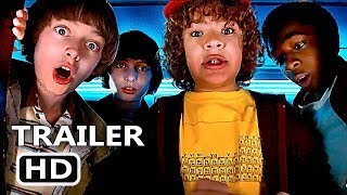 Stranger Things SEASON 2 Official FINAL Trailer