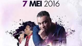 GRACE EVORA & ZE DELGADO LIVE IN Antwerpen 7 MEI 2016