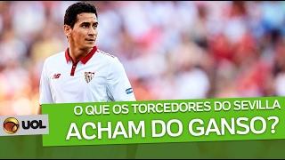 O que pensa a torcida do Sevilla sobre Ganso?