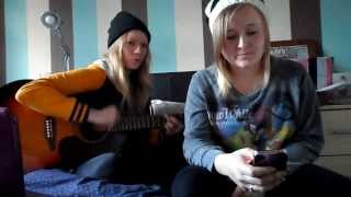 Jessie J - Price Tag (cover by Kirsten and Rachel)