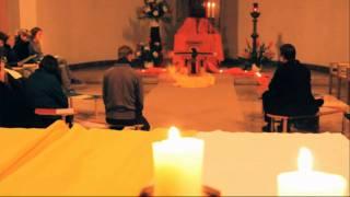 Taizé Gebet aus Stuttgart St. Elisabeth - Ubi Caritas