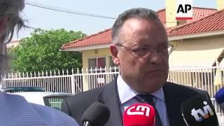 Witness, health sec on Portugal plane crash