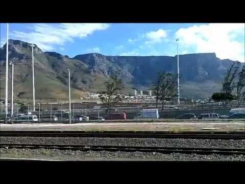 Day 15-16: Coast to Coast South Africa on Dahon fFolding Bikes.wmv