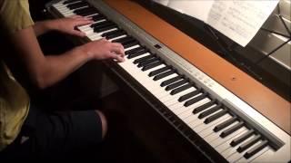 """Rihanna - """"Stay"""" piano solo"""
