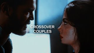 » crossover couples | hold on [collab]