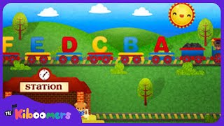 ABC Song | ABC Song for Children | Phonics Songs | The Kiboomers
