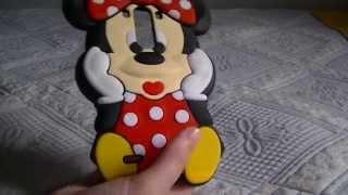 Carcasa,case,funda,cover Minnie (Disney) para LGG3 .Unboxing,desempaquetado,review,.Español