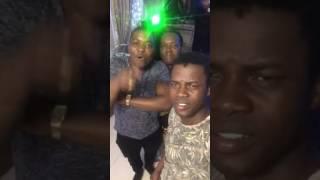 Nova febre Afro House Atchupy preto de nível