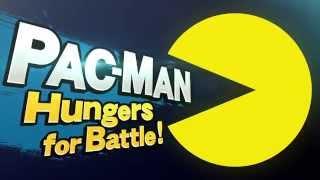 Super Smash Bros E3 Roundtable Live Reaction to Pacman