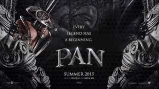 """Pan Official Trailer """"Really Slow Motion - Suns And Stars"""" Soundtrack"""