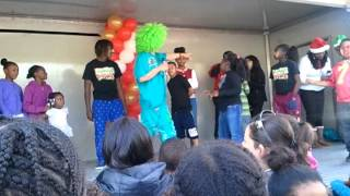 Coolaid the clown at Athens Park