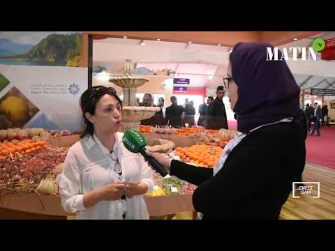 Video : Matin TV en direct du SIAM : Un bilan satisfaisant du PMV pour la région Marrakech-Safi