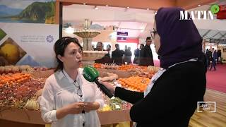 Matin TV en direct du SIAM : Un bilan satisfaisant du PMV pour la région Marrakech-Safi
