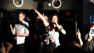 ESCKAZ live in London: Filipa Sousa (Portugal) - Conquistador