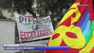 CATANZARO: NUOVA PROTESTA DEI DIPENDENTI DEL S. ANNA HOSPITAL