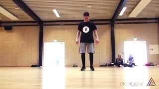 TRNDSTTR by Black Coast(Lucian Remix) | Dylan Mayoral (Choreography) | Evolvement Dance Camp