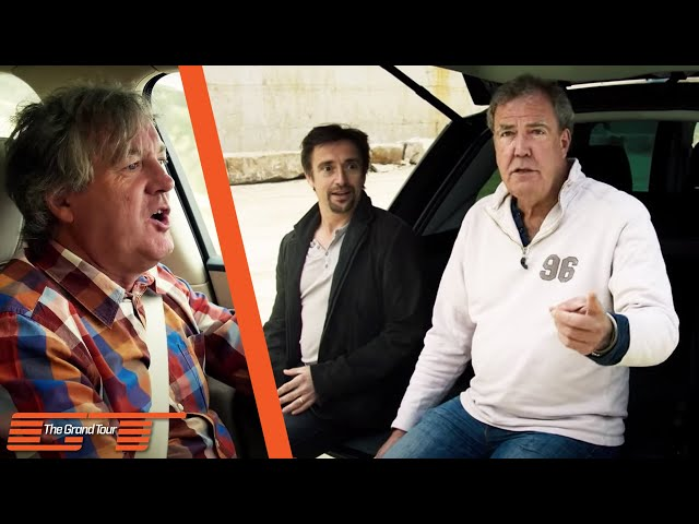 [censored] to [censored] - The Grand Tour