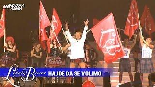 Lepa Brena - Hajde da se volimo - (LIVE) - (Beogradska Arena 20.10.2011.)