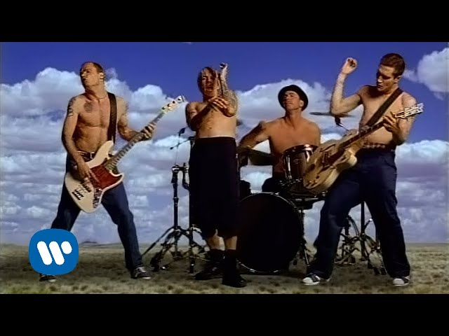 "Video oficial de ""Californication"" de Red Hot Chilli Peppers"