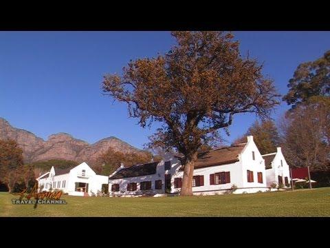 Plaisir de Merle Wine Estate Drakenstein South Africa – Africa Travel Channel