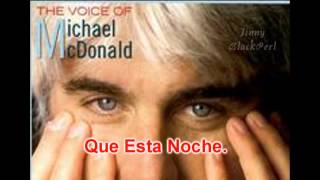 Sweet freedom Michael Mcdonals Letra - Subtitulado