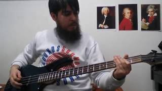 Nirvana - Dive (Bass Cover)