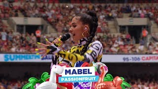 Mabel - 'Passionfruit' (live at Capital's Summertime Ball 2018)
