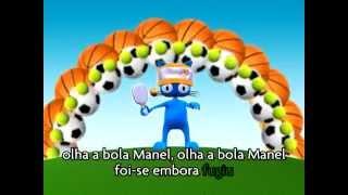 Olha a Bola Manel - 4Kids