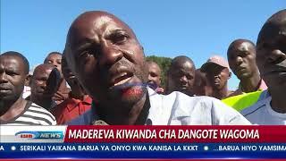 Madereva wa malori ya Dangote wamegoma