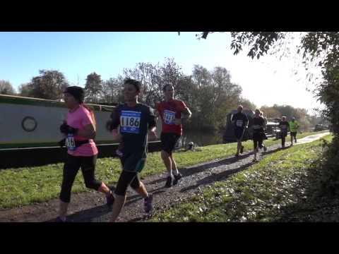grand union canal half marathon