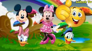 Mickey mouse Clubhouse wrong heads, wrong eyes finger family nursery rhymes collection for kids