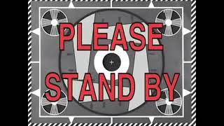 Spongebob timecard-Please Stand By
