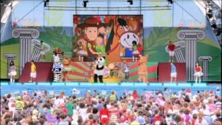 Banda do Panda - Para ser o campeão (Festival Panda 2011)