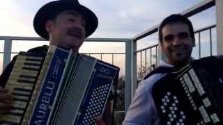 Luizinho de Portugal e Ricardo Laginha - Desgarrada à Girassol (acústico)