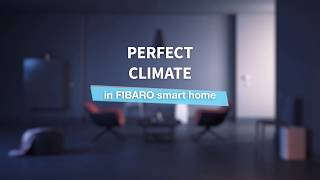 Smart HVAC automation - smart home by FIBARO