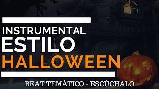 halloween instrumental | reggaeton colombiano beat tematico | terror scary  music| free uso libre