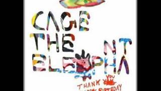 Cage the Elephant- Around My Head (Lyrics)
