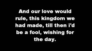 Eric Clapton - Change the World lyrics