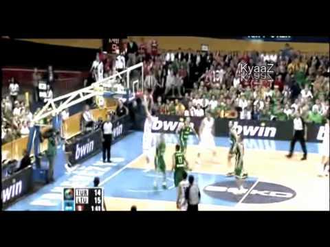 12 Dev Adam | 12 Giant Men FIBA 2010 World Championship & EuroBasket 2011