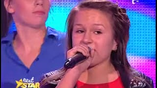 "Oana Tabultoc - Jessie J - ""Price Tag"" - Next Star"